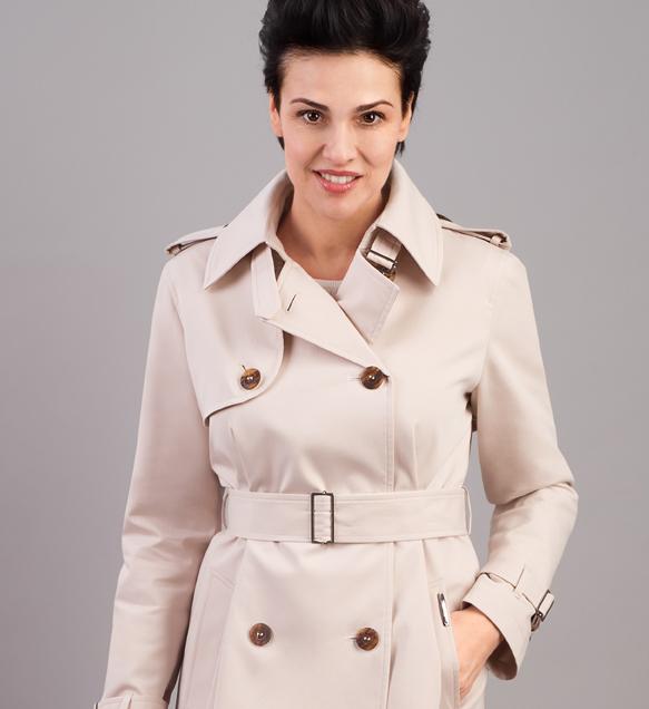 kurtki damskie z wełniane dziekański